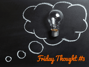 Phil's Friday thought #3